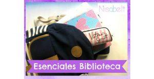 Esenciales Biblioteca