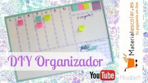 DIY Organización con Materialescolar.es
